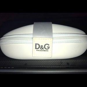 Dolce & Gabbana D&G Sunglasses/Eyeglasses Case